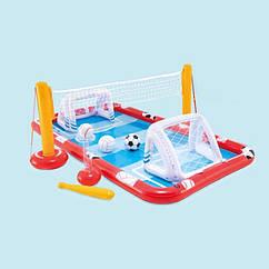 Водный надувной игровой центр Intex 57147 (325 x 267 x 102 см) Активный спорт