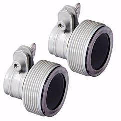 Адаптери B Intex 29061 (Для переходу з 32 мм на 38 мм), Комплект 2 штуки