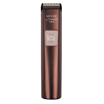 Триммер для окантовки и стрижки бороды Moser 1588-0051 li pro2 mini