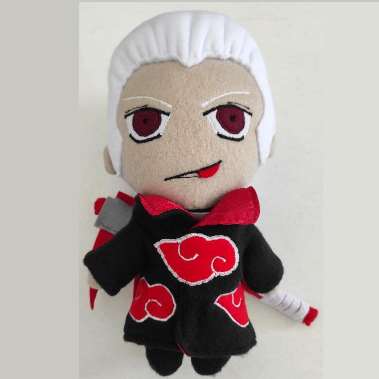 Плюшева іграшка Хідан (anime Naruto)