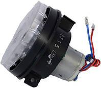 Мотор постоянного тока акк. дельташфлифмашины Bosch PSM 10,8 LI (2609005287)
