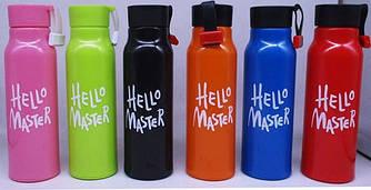 Бутылка для воды Hello master 360мл. 806
