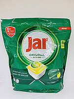 Капсулы Jar Original all-in-one для посудомоечной машины, 80 шт