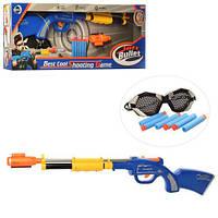 Оружие Bambi CX650-4 дробовик игровой поролоновые пули на присосках