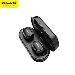 Наушники Bluetooth Awei TWS Sports T13