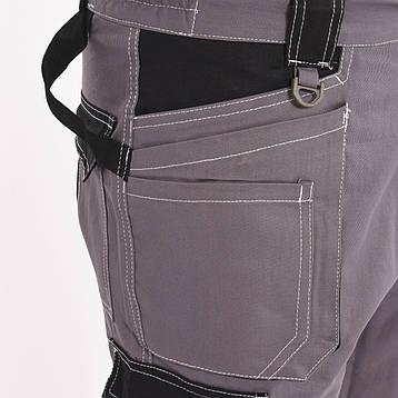 Защитные короткие штаны YATO YT-80940 размер XL, фото 2