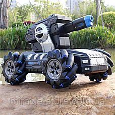 Танк стріляє Mech Chariot 360° з управлінням жестами, фото 2