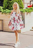 Жіноче легке ніжне плаття