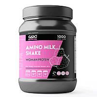 Протеин (белковый коктейль) для похудения с клетчаткой и пребиотиками Amino Milk Shake 1000 г. Garo Nutrition