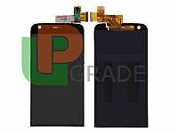 Дисплей LG H820 G5/H830/H840/H845/H850/H860 тачскрин модуль черный оригинал
