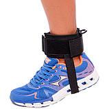 Лямка для ног с петлей (1шт) FI-6953 (нейлон, р-р 54х30х7см), фото 3