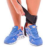 Лямка для ног с петлей (1шт) FI-6953 (нейлон, р-р 54х30х7см), фото 4