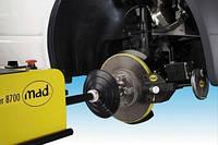 Станок для проточки тормозных дисков DA-8700 M.A.D. Holding BV