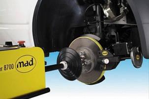Станок для проточки тормозных дисков DA-8700 M.A.D. Holding BV, фото 2