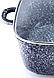 Кастрюля Benson BN-349 (2.1 л) с гранитным антипригарным покрытием   казан с крышкой Бенсон   кастрюли Бэнсон, фото 6