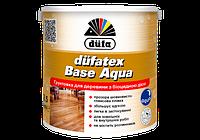 Грунтовка для деревини з біоцидною дією dufatex D400 Aqua Base 0.75 л