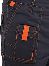 Робочі штани короткі YATO YT-80946 розмір XL, фото 3