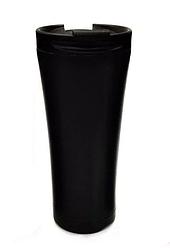Термокружка з нержавіючої сталі Benson BN-063 (380 мл) чорна | термочашка Бенсон | термос Бэнсон