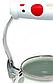 Емальований чайник з рухомою ручкою Benson BN-124 білий горошок (1,5 л)   чайник Бенсон, Бэнсон, фото 5