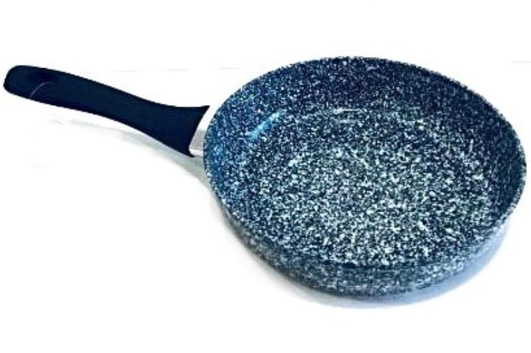 Сковорода Benson BN-572 з антипригарним гранітним покриттям (26 см) індукція, бакелітова ручка   сковорідка