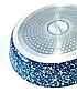 Сковорода Benson BN-572 з антипригарним гранітним покриттям (26 см) індукція, бакелітова ручка   сковорідка, фото 5