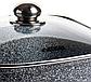 Гусятниця Benson BN-361 з мармуровим покриттям (3 л)   каструля з кришкою Бенсон, каструлі Бэнсон, фото 5