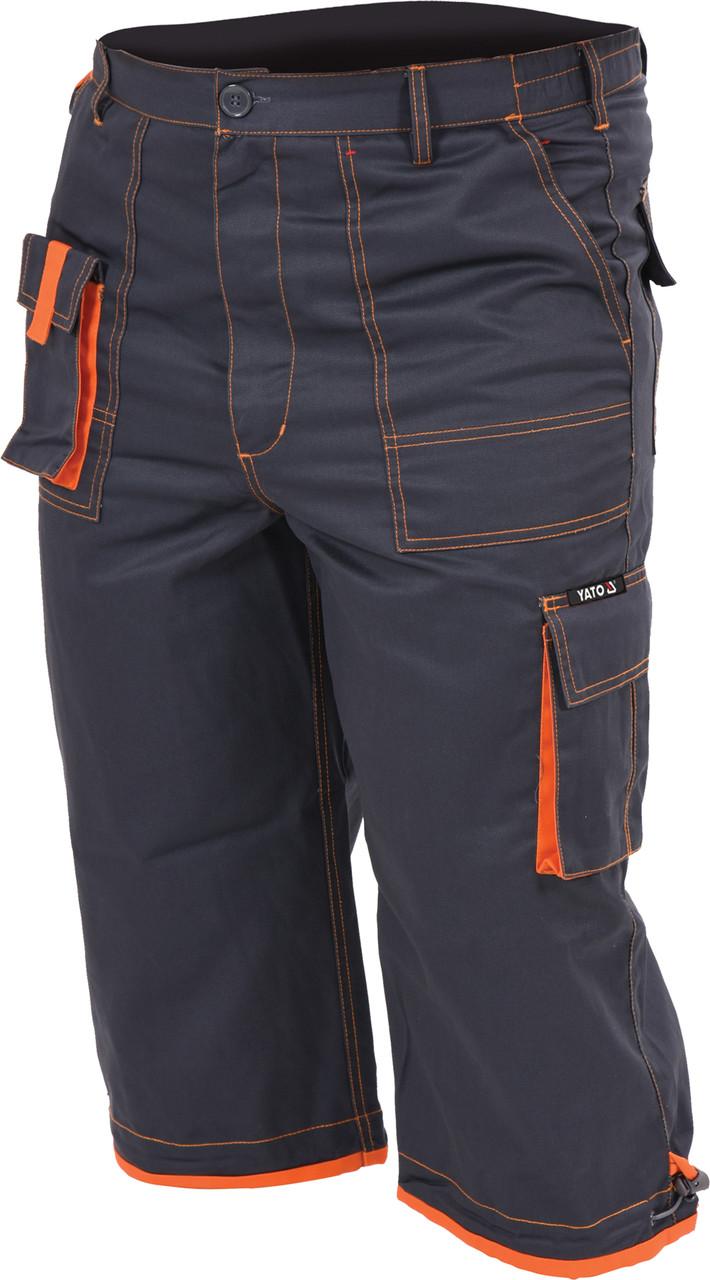 Рабочие штаны короткие YATO YT-80947 размер XL