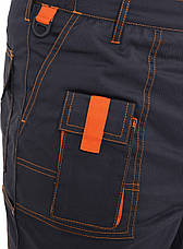 Робочі штани короткі YATO YT-80947 розмір XL, фото 3