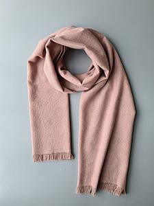 Кашемировый шарф Chadrin из коллекции Soft цвета античной розы