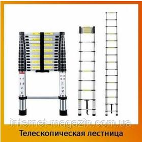 Телескопические лестницы Техпром