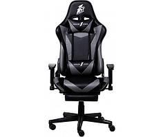 Крісло геймерське 1stPlayer FK3 Black-Gray