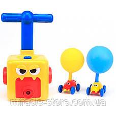 Аэромобиль машинка с шариком FORCE PRINCIPLE, фото 3