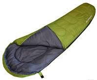 Спальник-кокон Presto Acamper SM 150g/m2 зеленый