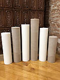 Свічки парафінові великі. Напольні свічки., фото 4