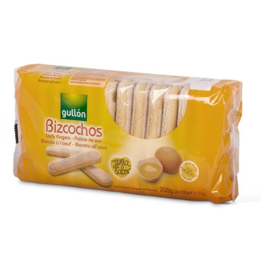 Печиво GULLON, Savoiardi Bizcocho, 200г, 12шт/ящ