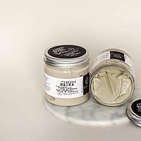 Экспрес-маска из белой и зеленой глины с алоэ и вербеной лимонной