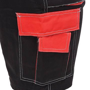 Захисні короткі штани YATO YT-80932 розмір L, фото 2