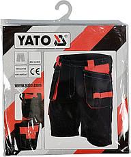 Защитные короткие штаны YATO YT-80935 размер XXL, фото 3