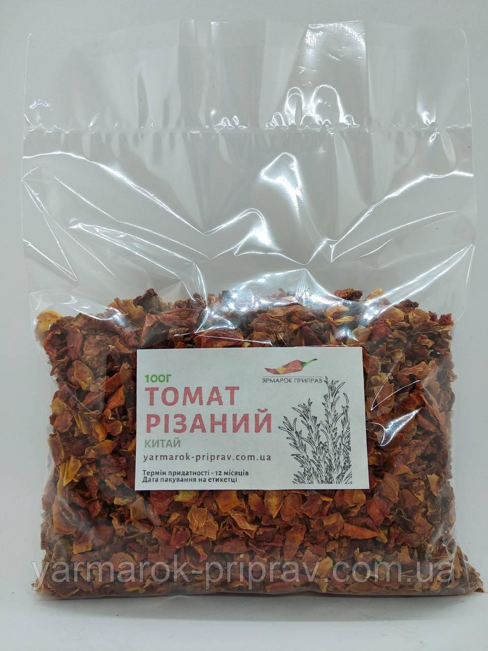 Томат резаный (Китай), 100г