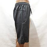 Шорти чоловічі трикотажні літні (великих розмірів) 56, 58,60, 62,64 відмінної якості, фото 5