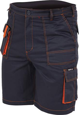Защитные короткие штаны YATO YT-80929 размер XXL, фото 2