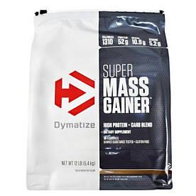 Гейнер Dymatize Super Mass Gainer, 5.4 кг Ваниль