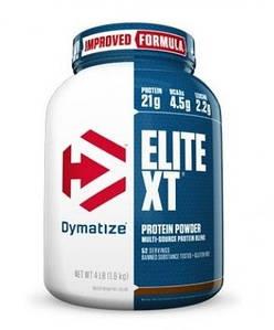 Протеїн Dymatize Elite XT, 1.8 кг Шоколад