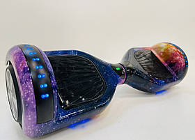 Гироборд Smart Balance Гироскутер 6,5 дюймов от 4х лет Галактика + ПОДАРОК СУМОЧКА