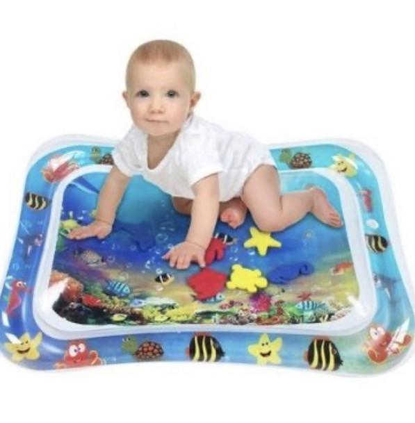 Надувний дитячий водний килимок для стимуляції розвитку дитини в ігровій формі. Новиночка сезону!!!
