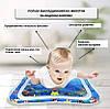 Надувний дитячий водний килимок для стимуляції розвитку дитини в ігровій формі. Новиночка сезону!!!, фото 3