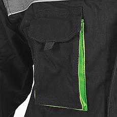 Робоча куртка YATO YT-80161 розмір L/XL, фото 2