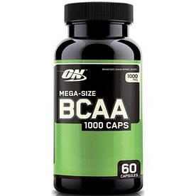 BCAA Optimum BCAA 1000, 60 капсул