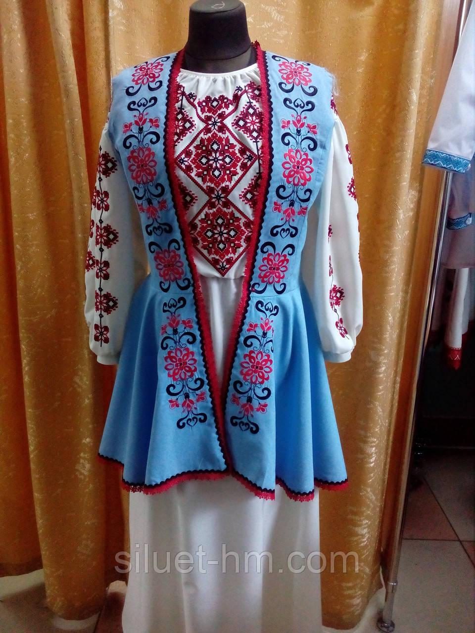Комплект плаття з свиткою