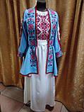 Комплект плаття з свиткою, фото 3
